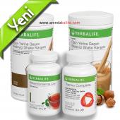 Herbalife Diyet Set 100gr Seçimli (Shaker Hediye)