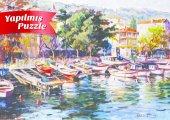 Educa Puzzle Büyükdere Kayık İskelesi 1500 Parça Yapılmış Puzzle
