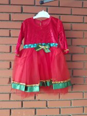Kız Çocuk Yılbaşı Elbisesi