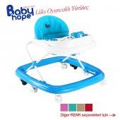 Lüks Oyuncaklı Yürüteç Örümcek Babyhope Bebek Yürüme Arkadaşı