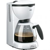 Braun Kf520 Cafe House Filtre Kahve Makinası Beyaz
