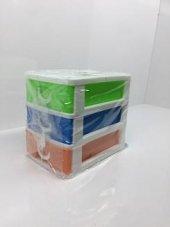 Plastik Raflı Kutu