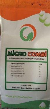 Mikro Gubre 1 Kg Mikro Elementli Gübre İz Element ...