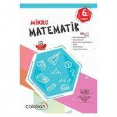 çalışkan 6.sınıf Matematik Mikro Defter