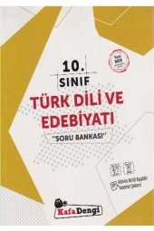 Kafadengi 10.sınıf Türk Dili Ve Edebiyatı Soru Bankası