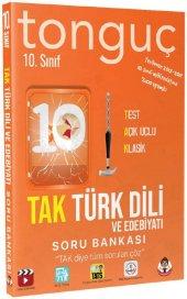 Tonguç 10.sınıf Tak Türk Dili Ve Edebiyatı Soru Bankası