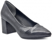 Gedikpaşalı 9kg 009 Siyah Bayan Ayakkabı Bayan Klasik