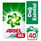 Ariel Dağ Esintisi 6 Kg Beyazlar İçin Toz Çamaşır Deterjanı