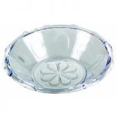 Dolly Kristal Plastik 12li Çay Tabağı