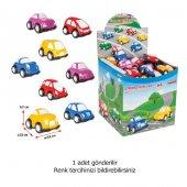 Pilsan Mini Kırılmaz Arabbalar Erkek Çocuk Oyuncak Araba 12 Ay İt