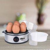 Stilevs Yımırta Yumurta Pişirici Inox