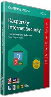 Kaspersky Internet Security 2019 1 Kullanıcı 1 Yıl Online Teslimat. Kaspersky Türkiye