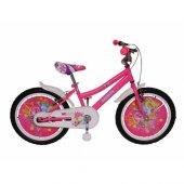 20 Jant Majorette Bella Çocuk Bisikleti Pembe
