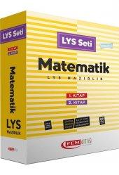 Fem Simetri Yayınları Lys Matematik Seti Konu Anlatımlı 2 Kitap