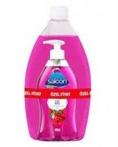 Saloon Sıvı Sabun 400 Ml + 750 Ml Gül