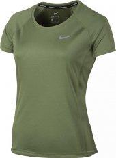 Nike Miler Ss Top 872068 385 Bayan T Shirt