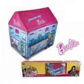 Orijinal Lisanslı Barbie Veterinerlik Kız Oyun Çadırı Oyun Evi