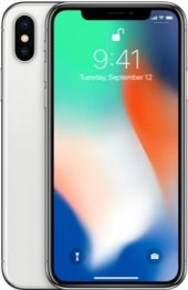Apple İphone X 64gb Silver Gümüş (Apple Türkiye Garantili)
