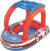 Bestway Gölgelikli Bebek Flotoru İtfaiye Bebek Simidi