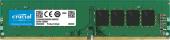 Crucial 8 Gb Ddr4 2400 Mhz Cl17 Ram Ct8g4dfs824a