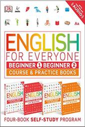 English For Everyone Slipcase Beginner 1 Beginner 2