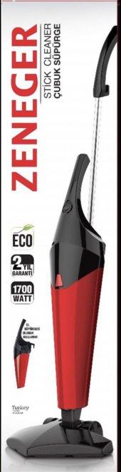 Zeneger Eco Dikey Süpürge