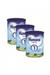 Humana 1 Bebek Sütü 350 Gr 3 Adet