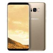 Samsung Galaxy S8 Plus 64gb Gold (Samsung Türkiye Garantili)