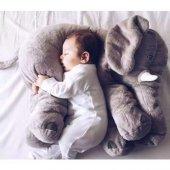 Uyku Arkadaşım Fil Bebek Oyuncak İlk Oyun Arkadaşım İster Yastık