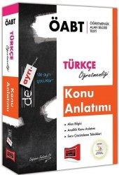 Yargı Yayınları Öabt De Ayrı Türkçe Öğretmenliği K...