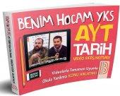 Benim Hocam Yayınları Ayt Tarih Video Ders Notları