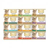 Nutri Feline Tahılsız Karışık Kedi Konservesi 85 Grx12 Adet