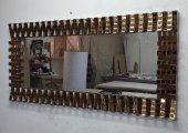 Dekoratif Kristal El İşçiliği Ayna