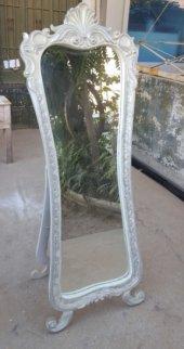 Lüks Boy Aynası Ayaklı Ayaklı Boy Aynası