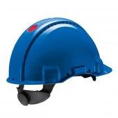 3m Peltor G 3000 Mavi Güvenlik Bareti