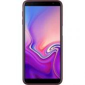 Samsung Galaxy J6 Plus 32gb Red (Samsung Türkiye Garantili)