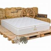 Bucca Horsens At Yelesi Organik Yatak 150x200 Cm Yastık Hediye