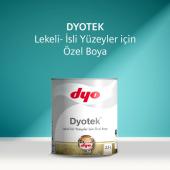 Dyotek Lekeli Ve İsli Yüzeyler İçin Özel Boya 0,75 Lt.