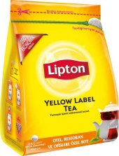 Lipton Yellow Label Demlik Poşet Çay 250li