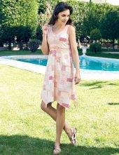 şahinler Yazlık Kadın Elbise Mbp24015 1