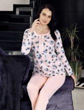 şahinler Pijama Takımı Desenli Mbp23714 1