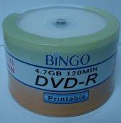 Bingo Dvd R 50li 4.7gb 16x Cakebox Prıntable