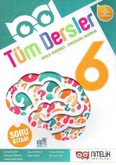 Nitelik 6.sınıf Tüm Dersler Soru Kitabı Okula Yardımcı Sınavlara