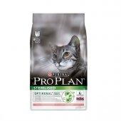 Pro Plan Sterilised Somonlu & Ton Balıklı Kısır Kedi Maması 3 K