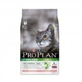 Pro Plan Sterilised Somonlu & Ton Balıklı Kedi Maması 1,5 Kg