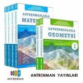 Antrenmanlarla Matematik 1. 2. 3. 4. Kitap + Antrenmanlarla Geome