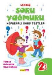 2. Sınıf Gendaş Yayınları Soru Yağmuru (2019 Müfredatına Uygun)