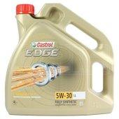 Castrol Edge Ll 5w 30 4 Litre Tam Sentetik Motor Yağı