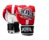 Joya Kıckboxıng Gloves Junıor Red Whıte (0020 Red Wht)
