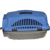 Yopigo Kedi Köpek Taşıma Kafesi Tel Kapılı Mavi 1....